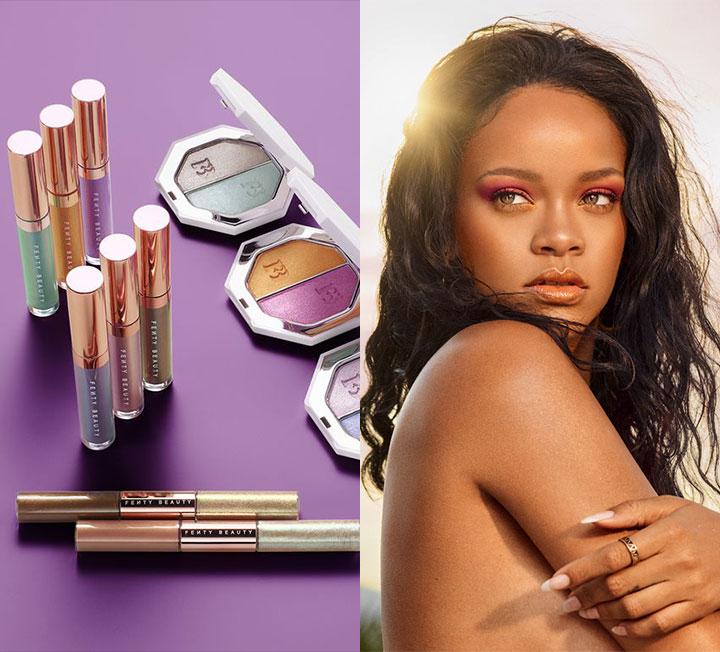 미리 보는 리한나의 펜티 뷰티 여름 신상! 텅장주의!::리한나, FentyBeauty, 펜티뷰티, Rihanna, 화장품직구, 직구, 립스틱, 리퀴드립, 섀도, 립스틱, 뷰티, 코스모폴리탄, COSMOPOLITAN::