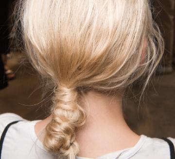 긴 생머리가 지겨울 땐 이 스타일 어때?