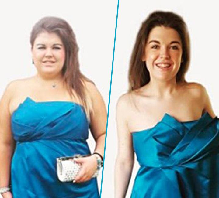 45kg, 라이프스타일을 바꾸니 살이 빠지기 시작했다.