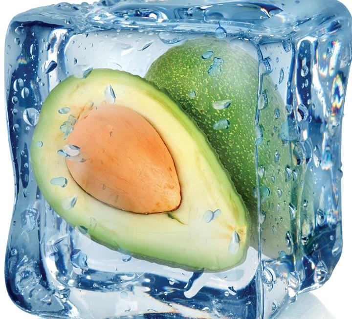 날씨가 더워질수록 음식이 빨리 상한다. 지금 우리에게 필요한 것은 바로 냉동실! 이왕 얼리는 거, 요리 연구가 홍성란이 알려주는 냉동법으로 예쁘게 얼려서 깨알같이 사용해보자. ::여름철, 날씨, 얼음, 음식, 보관법, 냉동실, 냉동법, 코스모폴리탄, COSMOPOLITAN
