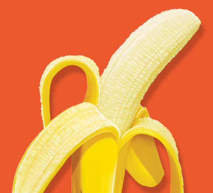 바나나의 숨겨진 효능 3 ::바나나, 효능, 효과, 매력, 글루텐프리, 껍질, 불치병, 치료, 코스모폴리탄, COSMOPOLITAN