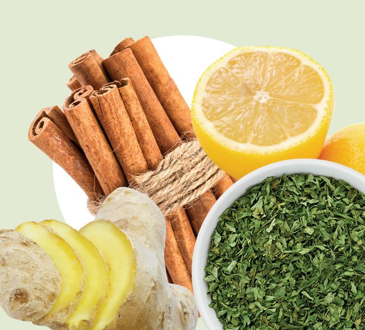 입속부터 상쾌한 아침. 텁텁한 입 냄새를 없앨 수 있는 식품은 무엇이 있을까?