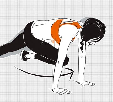 300초만 투자하면 몸매가 달라진다. 5분 운동으로 환골탈태하는 법.