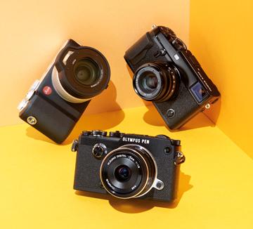 당신의 사진을 놀랍게 변신시킬 슈퍼파워를 갖춘 하이엔드 신상 카메라.
