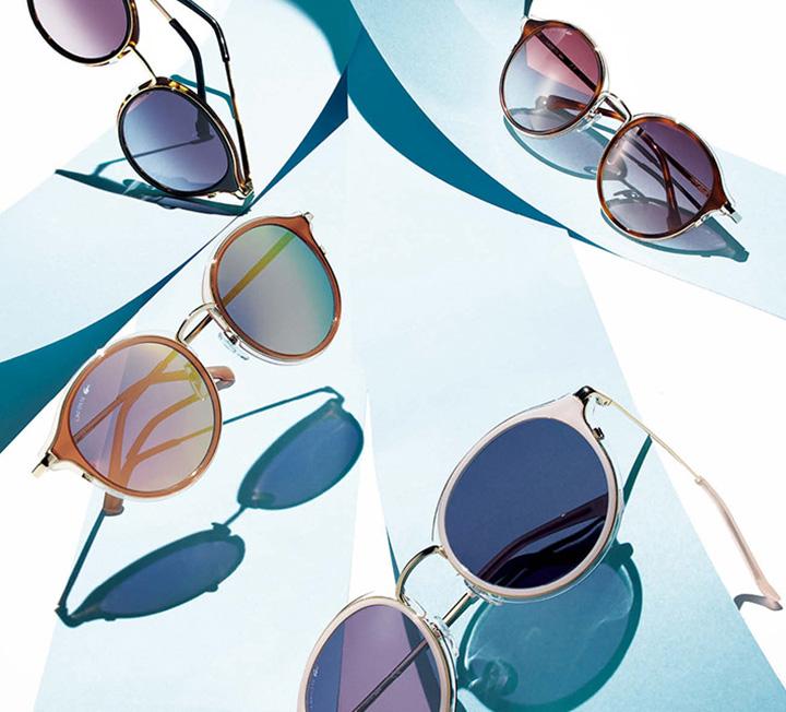 선글라스는 여름의 기쁨! 당신의 OOTD를 다채롭게 할 라코스테의 선글라스를 소개한다.::라코스테선글라스, 여자선글라스, 선글라스추천, Lacoste, fashion, dailylook, sunglasses, ootd, 코스모폴리탄, COSMOPOLITAN::
