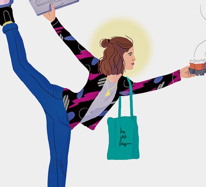 <여성들은 어떻게 출세하는가(How Women Rise)>를 쓴 마셜 골드스미스와 샐리 헬게센은 이렇게 조언한다. ::비지니스, 커리어, 말투, 습관, 코스모폴리탄, COSMOPOLITAN