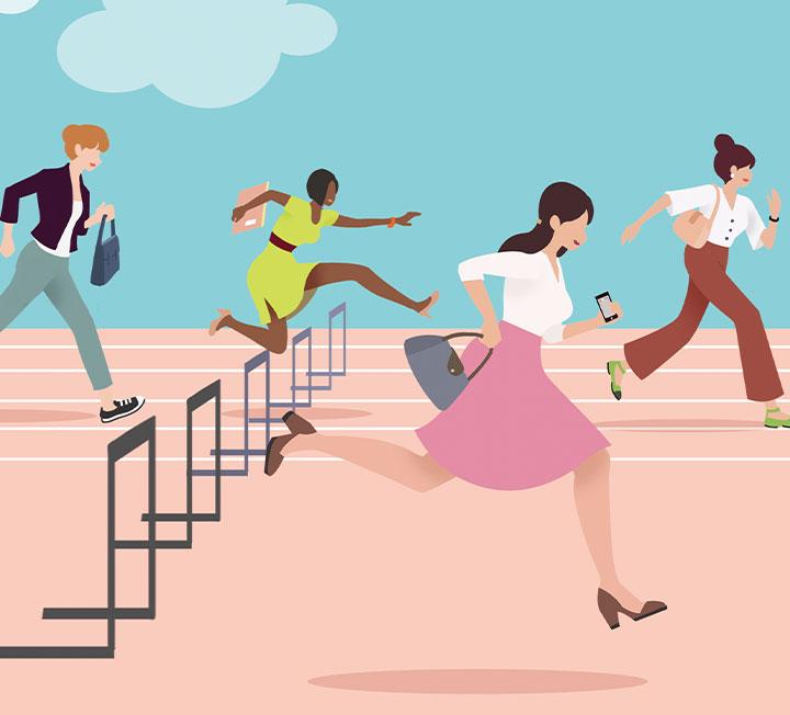 직장 생활을 하다 보면 힘든 순간을 마주한다. 지금 당장은 괴롭겠지만 되돌아보면 이 경험에서 많은 것을 배우게 된다. 이런 힘들고 '불편한 단계(Discomfort Zone)'를 넘어서야 성장할 수 있다. 영국판 <코스모폴리탄> 편집장 파라 스토르가 불편함을 넘어서는 방법을 알려준다. ::비즈니스, 커리어, 커리어팁, 직장생활, 스트레스, 실패,  코스모폴리탄, COSMOPOLITAN