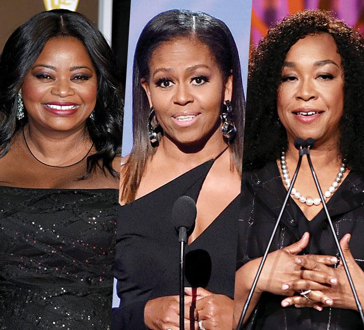 태어날 때부터 성공한 사람은 없다. 여성이라는 이유로, 흑인이라는 이유로, 실패했다는 이유로 좌절과 차별을 겪었던 이들은 자신의 삶을 사람들에게 공유하며 교훈을 준다.