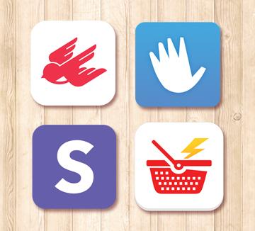 이제 더 이상 큰 트렁크를 끌고 플리마켓으로 나가 사고 팔지 않아도 된다. 이렇게나 이로운 소셜 마켓 앱이 있으니! ::플리마켓, 소셜, 마켓, 앱, App, 도떼기마켓, 헬로마켓, 셀잇, 번개장터, 코스모 캠퍼스