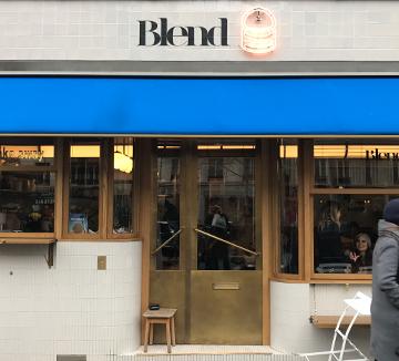 지금 나는 친구들과 프랑스 파리 여행 중! 이 구역의 진짜 맛집을 알려주마. ::프랑스, 파리, 맛집, 여행, SEASON, Song Heung, Blend burger, Rose Bakery, 코스모 캠퍼스