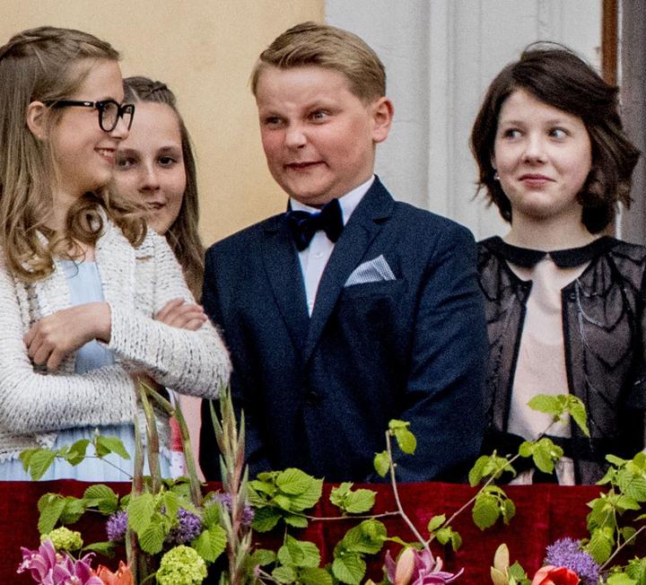 친근함과 개성을 겸비한 귀요미 왕자님이 등장했다. 그 주인공은 바로 노르웨이의 왕자 스베레 마그누스.