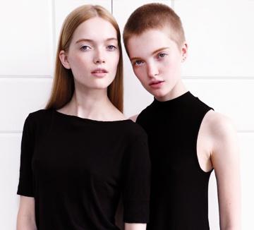 지금 런웨이엔 반삭 머리 모델들이 대세. 머리밀고 핫해진 모델들의 비포&애프터를 살펴볼까요?