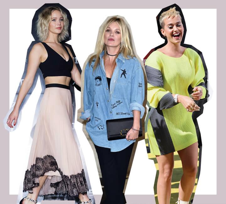 섹시하면서 우아하거나, 파워풀하면서도 자신감 있는 코스모의 대표적인 아이콘은 누구일까?  그녀들의 시그너처 스타일을 참고해 언제 어디서나 주목받는 코스모 우먼이 되길!