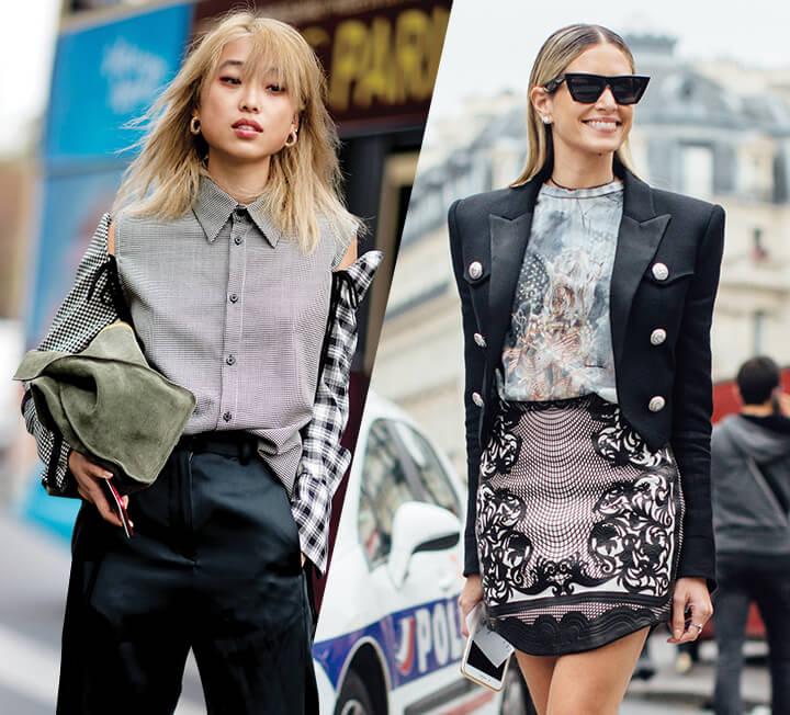 지금 가장 핫한 아이템을 자기만의 방식으로 연출하는 패션 인플루언서들! 나라도, 스타일도 다른 6명의 해외 인플루언서가 주목받는 이유를 파헤쳤다.