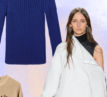 런웨이에서만 보일 것 같은 긴 소매 트렌드가 작년부터 스트리트 패션을 점령하더니 여전히 그 유행이  꺾일 기미가 보이지 않는다. 셔츠, 드레스, 스웨터 그 무엇이든 손을 덮는 길이의 소매라면 트렌디해 보일 거다.