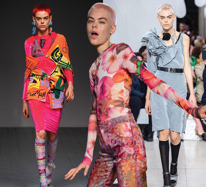 2019년 패션계가 주목하는 레이블, 어떤 아이템이 핫하고 새로운 라이징 모델과 패션계 스타는 누구인지 궁금하다고? 코스모가 정리한 2019년 리스트를 찬찬히 들어다보면 패션에 관한 대화에서 아는 척 좀 할 수 있다! ::패션, 패션뉴스, 2019패션, 스타, 셀렙, 패피, 버킷해트, 헌팅캡, 빵모자, 벙거지모자, 로고플레이, 안나루빈, 코스모폴리탄, COSMOPOLITAN