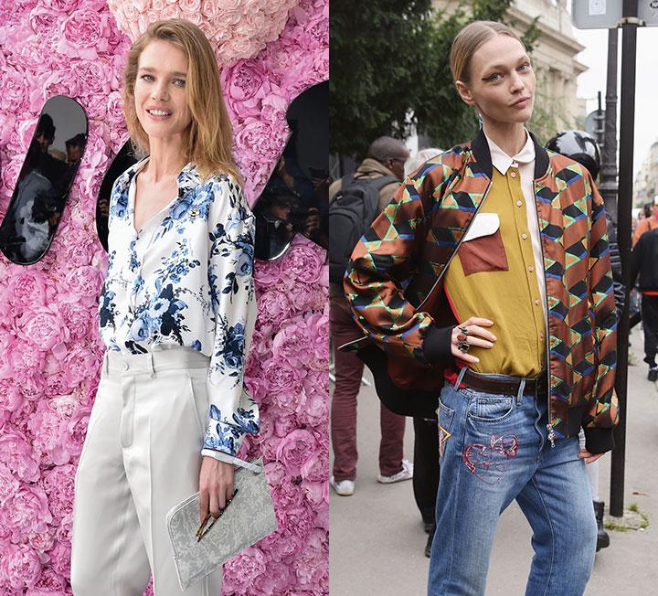 패션모델뿐 아니라 디자이너, 스타일리스트까지 패션계에서 러시아는 요즘 가장 힙한 나라 중 한 곳. 각기 다른 스타일을 가진 러시아 출신 패션 피플들의 룩을 집중 탐구했다. ::패피, 나탈리아보디아노바, 사샤피보바로바, 나타샤골든버그, 러시아, 패션, 코스모폴리탄, COSMOPOLITAN::