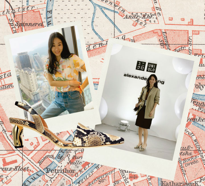 패션 에디터의 일상이 궁금해? 새로운 컬렉션을 취재하기 위해 해외 출장을 다니는 건 다반사. 출장지에서도 자투리 시간은 영감을 위한 여행으로 삼는다. 출장과 여행의 목적을 모두 달성할 수 있는 짐 꾸리기 팁을 전한다. ::패션, 스타일링, 리얼웨이, 패션에디터, 여행, 코스모폴리탄, COSMOPOLITAN