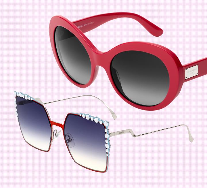 여름의 시작은 선글라스에서. 갖고 싶고, 쓰고 싶은 '잇' 선글라스 7. ::선글라스, 여름, 럭셔리, 휴가, 패션, 샤넬, 루이비통, 코스모폴리탄, COSMOPOLITAN