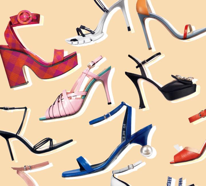 새 계절, 쇼핑에 목마른 당신을 위해 준비했다. 올 봄과 여름, 들고 신으면 좋을 만한 가방과 신발을 모두 모은 대망의 쇼핑 가이드. ::패션, 쇼핑, 데일리룩, 패션아이템, 트렌드, 구두, 스트랩힐, 지미추, 발리, 로저비비에, 힐, 2019ss, 코스모폴리탄, COSMOPOLITAN