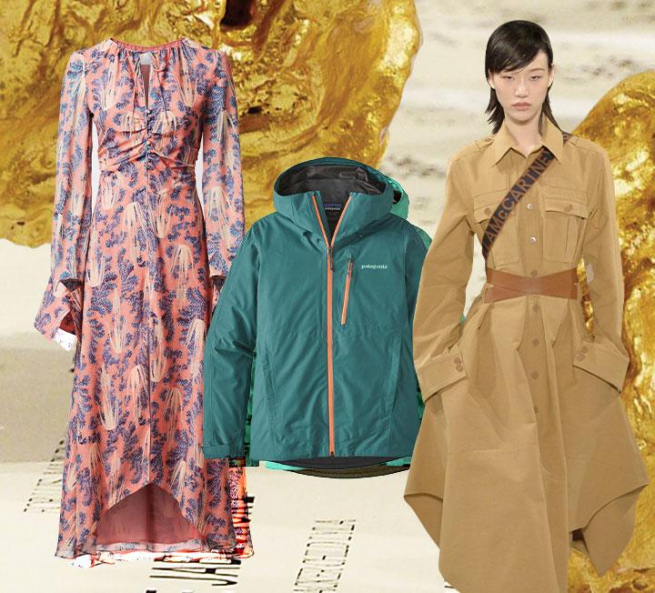 환경 친화적 패션 선택지. ::패션, 친환경패션, 패션트렌드, 비즈, 제르마니에, 스텔라맥카트니, 스타일링, 패션아이템, 코스모폴리탄, COSMOPOLITAN