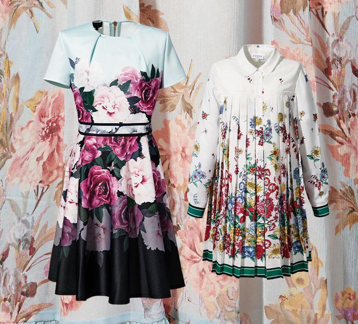 봄을 고대한 건 어쩌면 마음에 쏙 드는 원피스 한 벌 때문일지 모른다. 봄을 선물하는 마음으로 5월에 어울리는 4종류의 원피스 드레스를 모았다. 경쾌한 체크 패턴, 로맨틱한 러플 디테일, 잔잔한 플라워 프린트, 섬세한 아일릿과 레이스 원피스가 그것. ::패션, 스타일, 스타일링, 원피스, 드레스, 플라워원피스, 플라워패턴, 빈티지, 데이트룩, 코스모폴리탄, COSMOPOLITAN