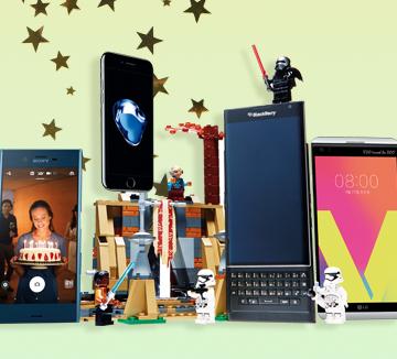 모바일계의 강자들이 또다시 맞붙는다. 우리의 마음을 사로잡기 위해 이들이 꺼낸 비장의 무기는?::스마트폰, 소니, 아이폰7, 애플, 블랙베리, LG, 모바일, 테크템, 테크, 코스모폴리탄, COSMOPOLITAN