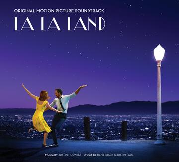 올해 골든글로브 주제가상은 <라라랜드>의 OST 차지! 다른 주옥같은 곡도 놓치지 마시길. ::OST, 영화, 음악, 라라랜드, 씽, 모아나, 트롤, 골드, 코스모폴리탄, COSMOPOLITAN