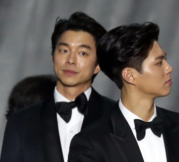 2016년 TV를 뜨겁게 달군 두 남자, 공유와 박보검의 수상 소감