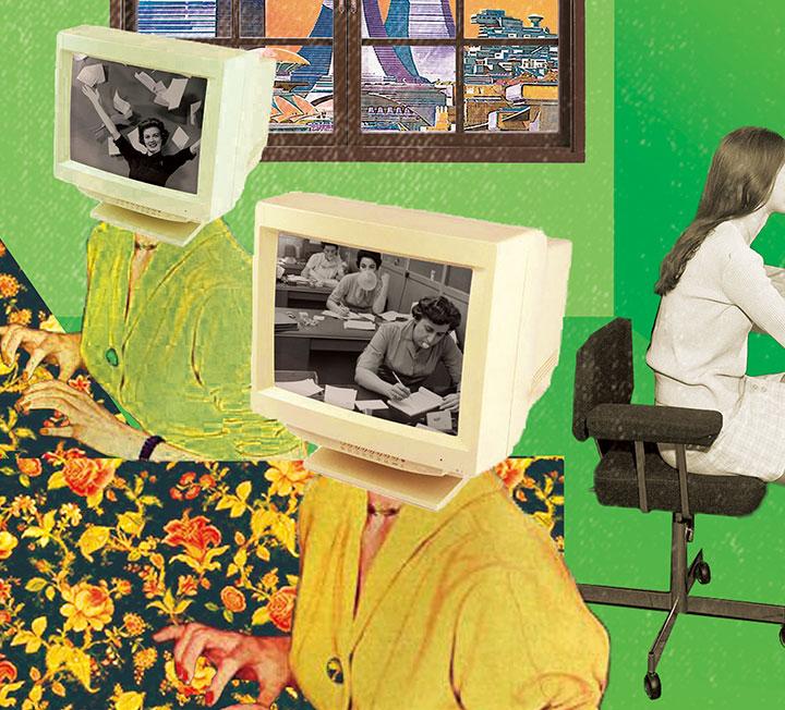 기술의 진보가 우리 삶을 매우 다층적이고 획기적으로 바꿔놓는 동안 아이러니하게도 인간의 화두는 늘 한 가지뿐이었다. '인간이 기술을 지배할 것인가, 혹은 지배당할 것인가?' 이제 이러한 이분법에서 벗어날 때가 됐다. '디지털 vs 인간'이라는 구도는 좀 낡았다. 이미 우리 삶은 전방위적으로 디지털에게 지배당하고 있고, 또 그렇지 않기도 하다. 우리는 그저 지금을 살아내고 있을 뿐이다. 단, 이토록 흥미롭게 말이다. ::라이프, 디지털, 인공지능, 직업, 취업, 변화, 미래사회, 코스모폴리탄, COSMOPOLITAN