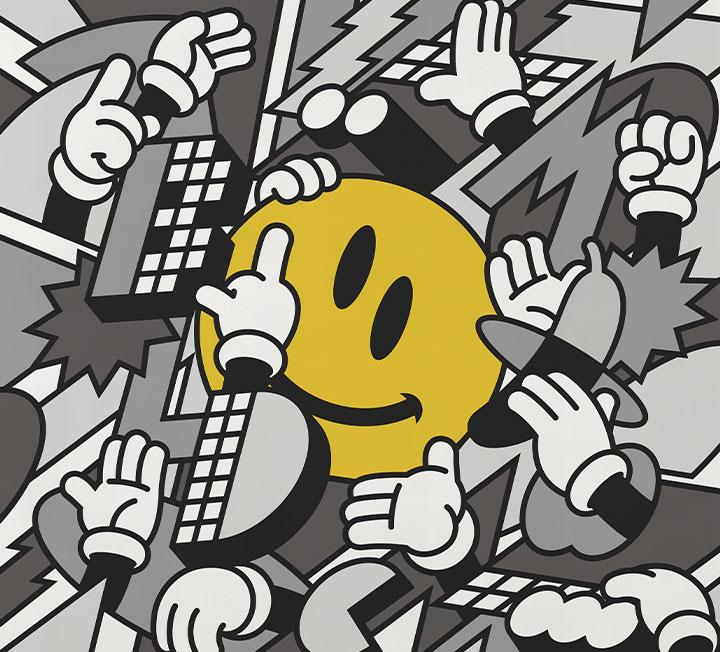 5월의 피드를 점령할 전시 2. ::문화, 전시, 컬쳐, 5월전시, 그래피티, 그래픽, 그라플렉스, 하이메아욘, 대림미술관, 도잉아트, 코스모폴리탄, COSMOPOLITAN