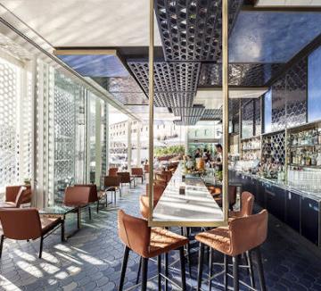 세계에서 가장 아름답다고 선정된 인테리어 최강 레스토랑 12곳은 어디? 세계 여행준비 중이라면 꼭 한번 들러볼 것.::레스토랑, 바, 인테리어, 여행, 식당, 명소, 영국, 디자인, 어워드, 수상, 영국, 런던, 파리, 미국, 홍콩, 코스모폴리탄, COSMOPOLITAN