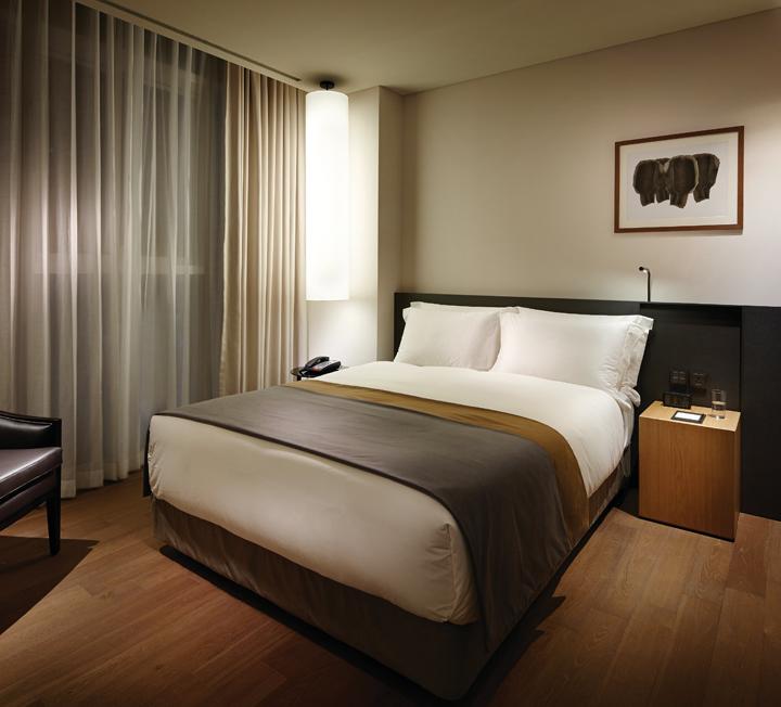 서울 도심에서 보내는 하룻밤을 책임질 신상 호텔들.