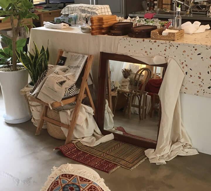 내 맘 속에 저장! 사진 찍기 좋은 인스타 성지 카페.