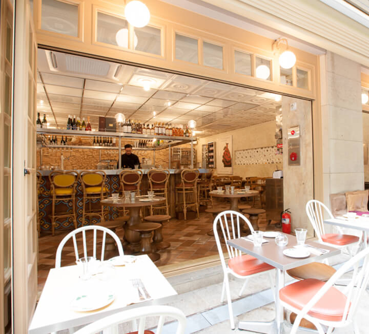 흔한 이탈리아 레스토랑이 아니다. 특색 있는 3곳의 식탁. ::번아웃, 번아웃증후군, 에너지, 고갈, 충전, 상태, 코스모폴리탄, COSMOPOLITAN
