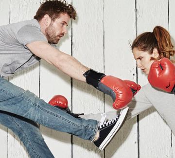 <사랑 싸움의 정석>의 저자 최형규 소장과 유리파 작가가 알려주는 첫 싸움 전 알아두어야 할 것들.::연애, 사랑, 싸움, 화해, 말다툼, 막장, 행복, 남자친구, 애인,  코스모폴리탄, COSMOPOLITAN