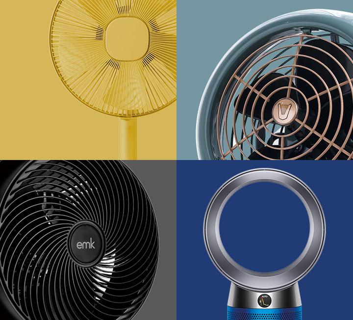 이렇게 스타일리시한데 공기 청정 기능까지?::선풍기, 공기청정, 플러스마이너스제로, EMK, 다이슨퓨어쿨, 보네이도, 여름, 여름가전, 코스모폴리탄, COSMOPOLITAN::