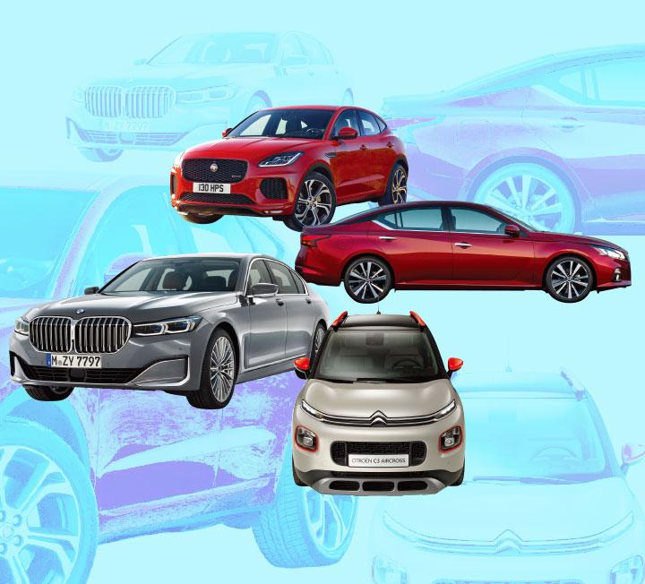 휴가철의 시작에 발맞춘 신차 소식 넷. ::자동차, 카, 신차, BMW, 시트로엥, 재규어, 닛산, 코스모폴리탄, COSMOPOLITAN