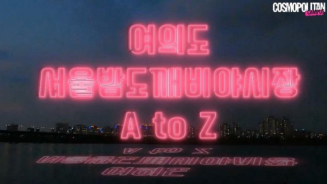 서울 밤도깨비 야시장!